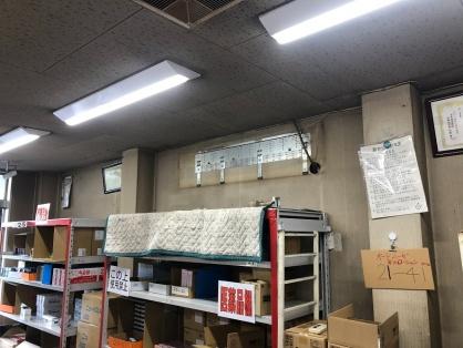 パッケージエアコンの取替電気工事